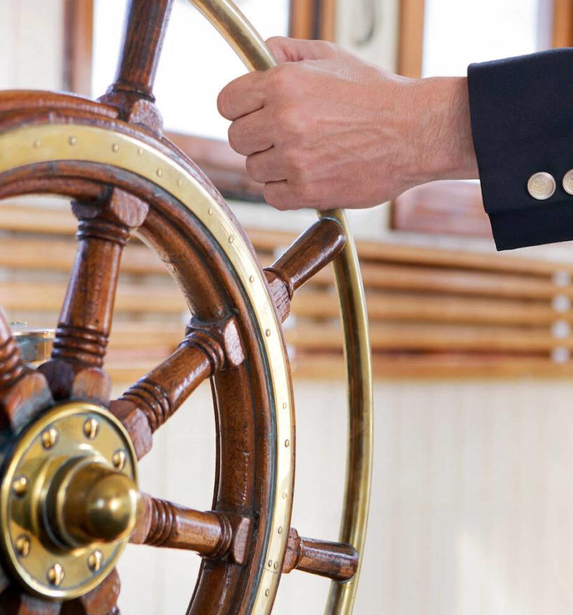 Absolvieren Sie Ihr Kapitänspatent und den Bootsführerschein bei nautik-austria!