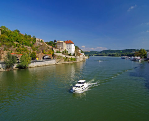 Motorboot fahren auf der Donau - nautik-austria machts möglich!