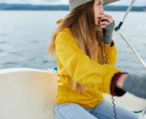 Funkausbildung für das Boot bei nautik-austria absolvieren