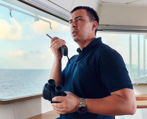 Lernen Sie das Funken am Schiff bei nautik-austria