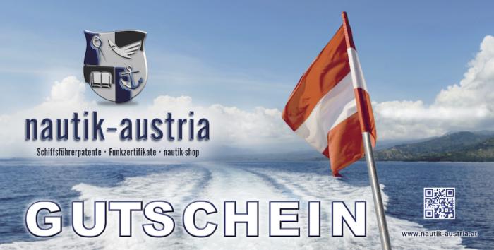Kaufen Sie einen Gutschein von nautik-austria