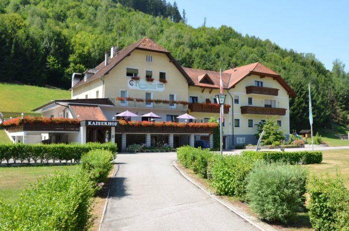 Pension Kaiserhof in Aschach an der Donau